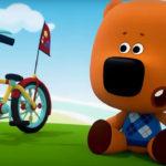 Ми-ми-мишки — Мой друг велосипед (Серия 49)