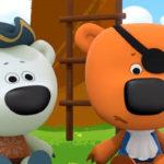 Ми-ми-мишки — Пиратская история (Серия 17)