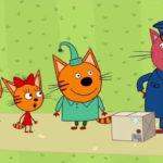 Три кота — Почта (16 серия)