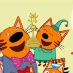 Три кота — Танцевальный конкурс (17 серия)