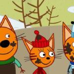 Три кота — Весна пришла (15 серия)