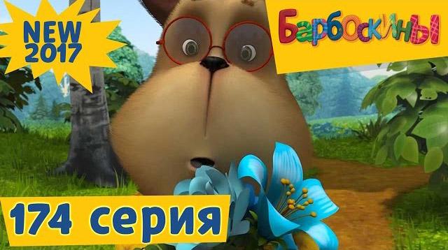 Барбоскины - Генкина любовь (174 серия)