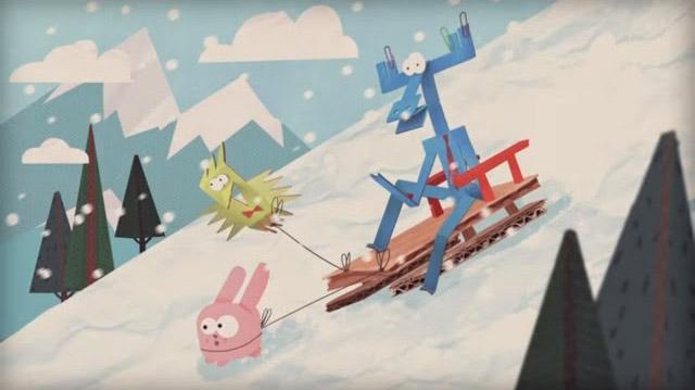 Бумажки - Снег идёт (67 Серия)