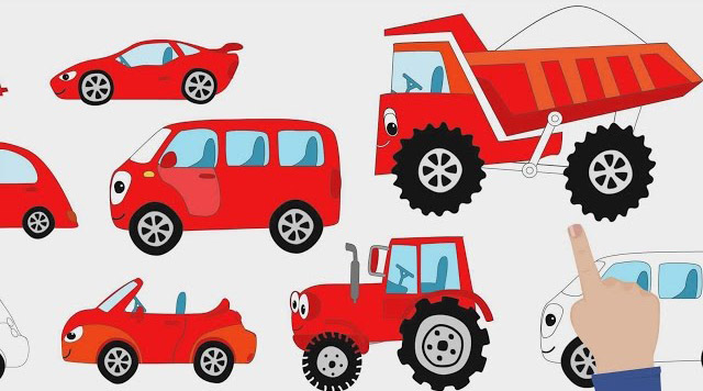 Синий трактор - Далеко и Близко