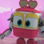 Роботы-поезда – Беги, Кей, беги