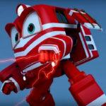Роботы-поезда – Кей и Альф