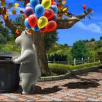 Бернард — Воздушный шар