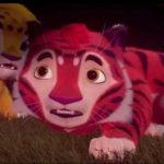 Лео и Тиг — Красный олень (6 серия)