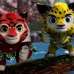 Лео и Тиг — Серебряная река (5 серия)