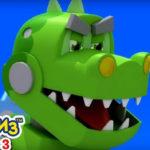 Врумиз – Застенчивый динозавр (часть 1)