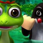 Кротик и Панда — Хвост ящерицы (серия 5)