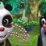 Кротик и Панда — Волшебные цвета (серия 10)
