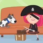 Смарта и Чудо-сумка — Пиратский клад