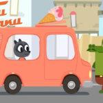 Тачки — Тачки — Машина для мороженого