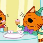 Три кота — Хорошие манеры (53 серия)