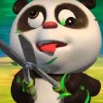 Кротик и Панда -Панда и ножницы (серия 30)