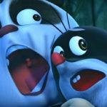 Кротик и Панда — Пещерный монстр (серия 28)