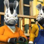 Непоседа Зу — Погоня за кроликом (50 серия)