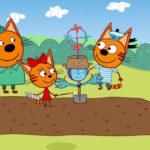Три кота — Пугало (56 серия)
