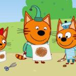 Три кота — Сладкая правда (58 серия)