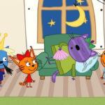 Три кота — Спектакль Бантика (57 серия)