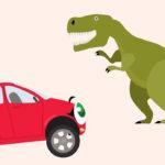 Бибика — Бронтозавр, Птеродактиль, Тираннозавр, Диплодок