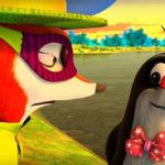 Кротик и Панда — День рождения Кротика (серия 52)