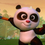 Кротик и Панда — Игры на воде (серия 43)