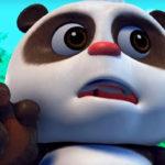 Кротик и Панда — Курьер Панда (серия 50)