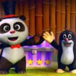 Кротик и Панда — Волшебные фокусы (серия 51)