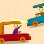 Машинки — На мосту (серия 31)