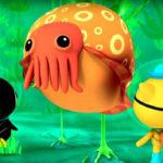 Октонавты — Каракатица