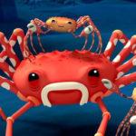 Октонавты — Краб-паук