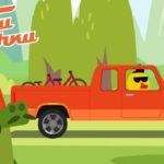 Тачки-тачки — Погоня на полицейской машине!
