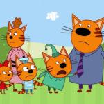 Три кота — Аттракционы (69 серия)
