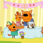 Три кота — Ресторан (70 серия)