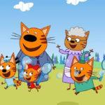 Три кота — Тихий час (67 серия)