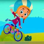 Четверо в кубе — Кубо велосипед (7 серия)