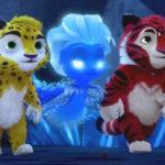 Лео и Тиг — Маленькая вьюжка (15 серия)