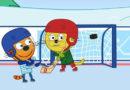 Три кота — Хоккей (72 серия)