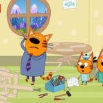 Три кота — Инструкция (76 серия)
