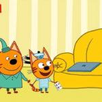 Три кота — Память (77 серия)