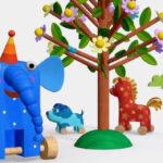 Деревяшки — Деревце (25 серия)