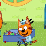 Три кота — Ненужные вещи (82 серия)
