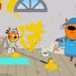 Три кота — Ремонт (85 серия)