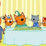 Три кота — Ссора (88 серия)