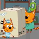 Три кота — Сюрприз (90 серия)