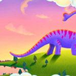Бобр Добр — Динозавр (7 серия)