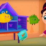 Четверо в кубе — Кубо домик (14 серия)