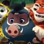 Лео и Тиг — Плохая примета (21 серия)